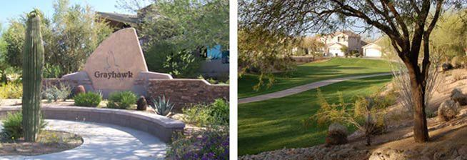 Grayhawk Community Collage
